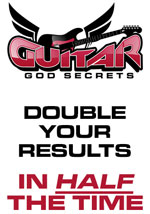 Guitar God Secrets - Learn to play the guitar fast