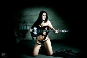 Guitar Hero Girl