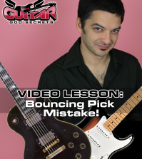 Easy Electric Guitar Lesson for Beginners