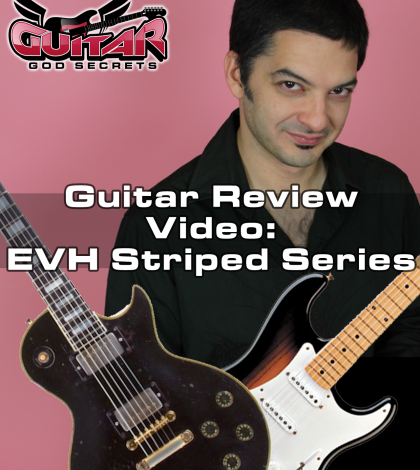 EVH Striped Series Review